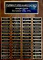 View large photo of Marine Corps Perpetual Plaque