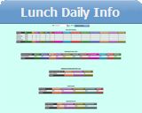 Lunch Daily Info