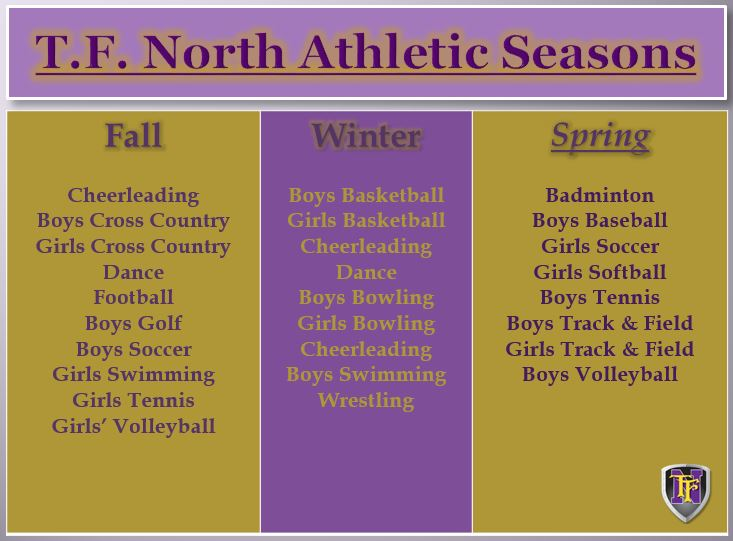 Athletic Seasons